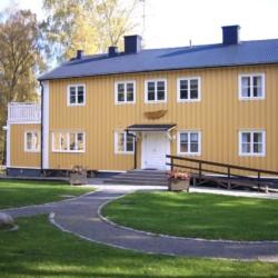 Das schwedische Gruppenhaus Brittebo Lägergård für Kinder und Jugendliche.