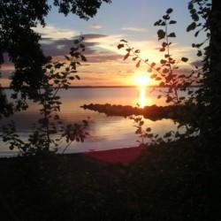 See am schwedischen Freizeitheim Däldenäs für Kinderfreizeiten