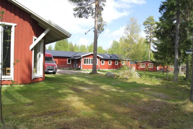 Das schwedische Freizeitheim Gläntan für Kinder und Jugendfreizeiten