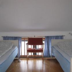 Die Zweierzimmer im Freizeithaus Greagarden in Schweden.