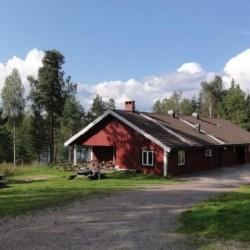 Das schwedische Gruppenhaus Gussjöstugan für Kinder und Jugendfreizeiten.