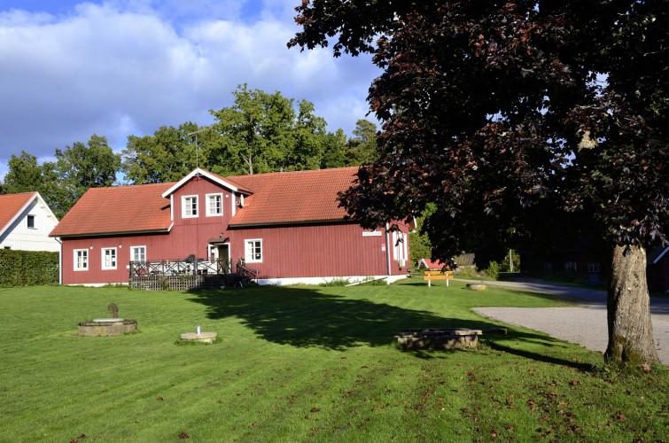 Das schwedische Freizeithaus für Kinder und Jugendreisen Högsma Bygdegård.