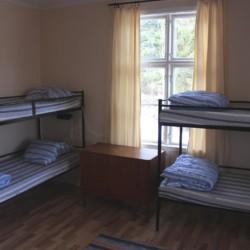 Ein weiteres Zimmer im schwedischen Gruppenhaus Ralingsåsgården.