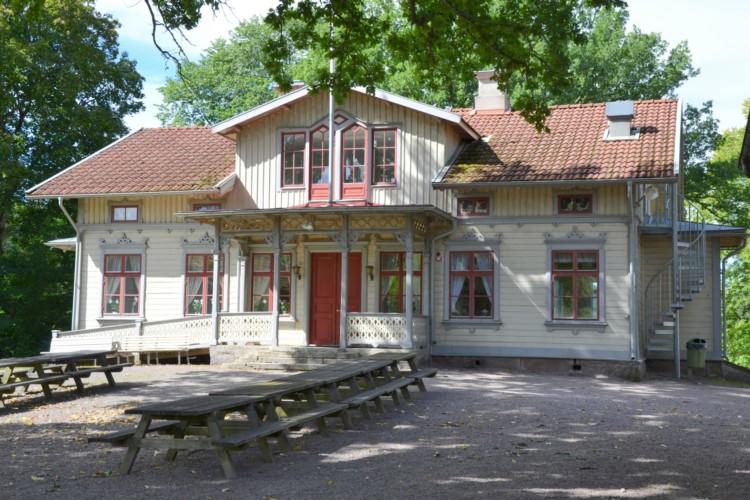 Das Gruppenhaus Sjöhaga in Schweden.