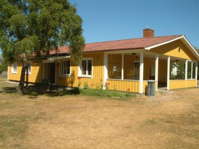 Das Gruppenhaus Stenbräcka in Schweden.