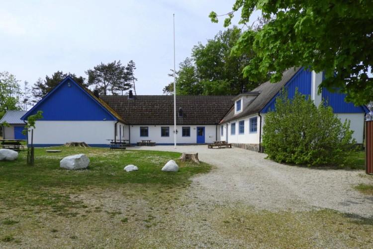 Das Gruppenhaus Tygegården in Schweden für Kinder und Jugendfreizeiten.