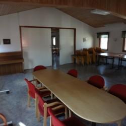 Gruppenraum im schwedischen Gruppenhaus direkt am See Östgötagården