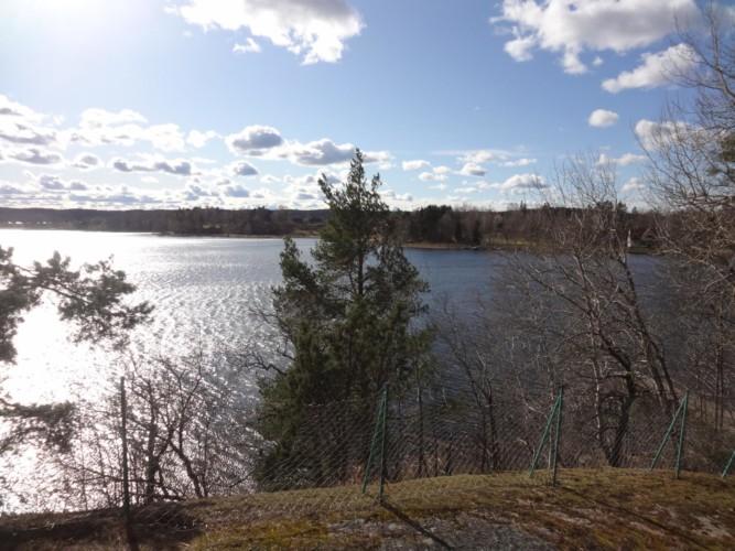 schwedisches Gruppenhaus direkt am See Östgötagården