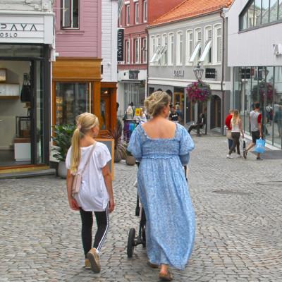 Mit Reiseservice Henser nach Norwegen.