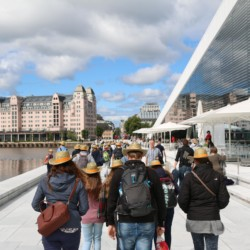 Warum nicht einen Tagesausflug nach Oslo