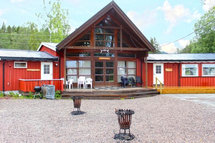 norwegisches Gruppenhaus Vatnar Leirsted für Kinderfreizeiten