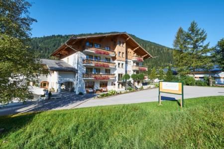 Das barrierefreie Gruppenhaus Lindenhof für Kinder und Jugendfreizeiten in Österreich.