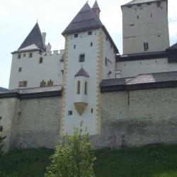 Ausflug zur Burg Mauterndorf am österreichischen Gruppenheim Haus Wendy für Kinder und Jugendfreizeiten.
