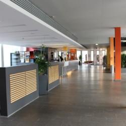 barrierefreies Gruppenhaus Jugendherberge Düsseldorf am Rhein für Menschen mit Behinderung