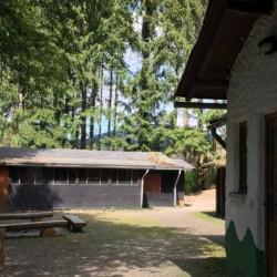 Das deutsche Gruppenheim Fuchsbau für Kinder und Jugendfreizeiten.