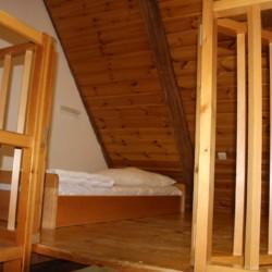 Ein Einzelzimmer im Gruppenhaus Largesberg.