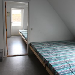 4er Zimmer im dänischen Jugendlager Trevealdcentret