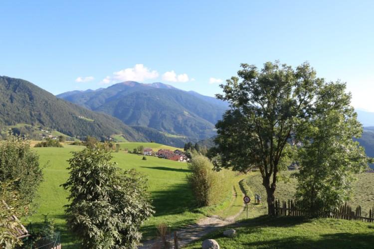 Wanderwege am Freizeithaus Plonerhof in Italien.