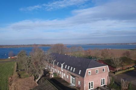niederländisches Freizeitheim Bij Ceulemans direkt am See für Kinderfreizeiten