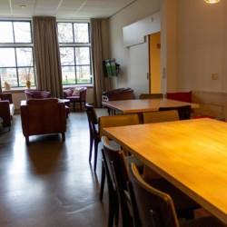 Gruppenraum im barrierefreien Gruppenhaus ImminkBrink in den Niederlanden