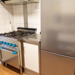 Küche im barrierefreien Gruppenhaus ImminkOpkamer in den Niederlanden