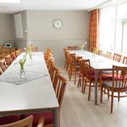 Gruppenraum im niederländischen Gruppenhaus Kwartjesberg