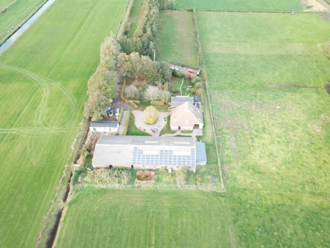 Freizeitheim Tjongerhus für Jugendfreizeiten in den Niederlanden