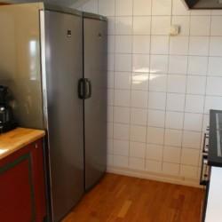 Küche für den Gruppenbetrieb im Gruppenhaus Utsikten
