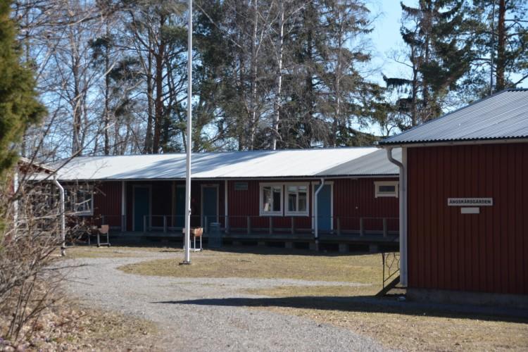 Das Gruppenhaus Ängskär in Schweden.