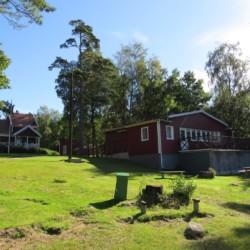 Das Freizeithaus für Gruppen Bovik Lägergård in Schweden.