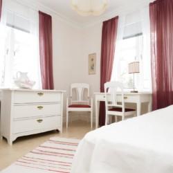 Zimmer im schwedischen Freizeitheim Kåfalla Herrgård am See für Jugendfreizeiten