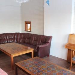 Ein Gruppenraum in Sommarhagen in Schweden.