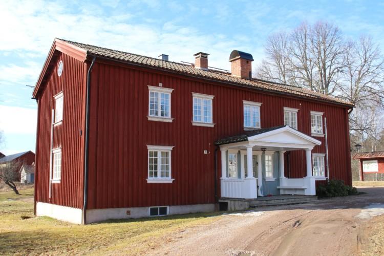schwedisches Freizeitheim am See Vägsjöförs Herrgård