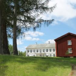 schwedisches Freizeitheim Vägsjöförs Herrgård