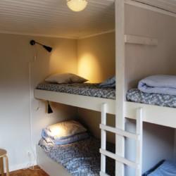 4 Bett Zimmer im schwedischen Gruppenhaus am See Vägsjöförs Herrgård