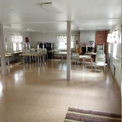 SEEN2020 Ein Gruppenraum im schwedischen Gruppenhaus Ensro Lägergård.