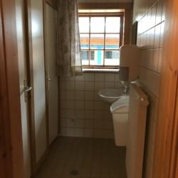 defu Sanitär am deutschen Freizeithaus Fuchsbau für Kinder und Jugendreisen.
