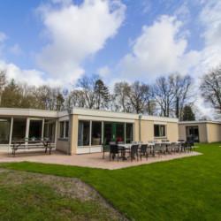 Das barrierefreie Freizeithaus Eikenhorst in den Niederlanden.