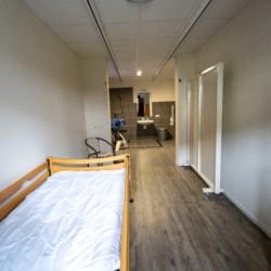 Einzelzimmer im behindertengerechten Gruppenhaus Moselschleife in Deutschland