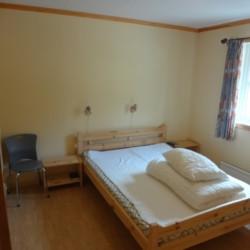 Schlafraum Gruppenhaus Norwegen Apartment