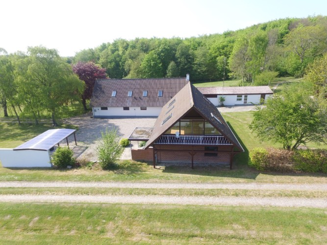 Das dänische Gruppenhaus für Kinder- und Jugendfreizeiten auf Langeland