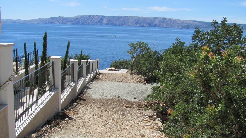 Haus Martin, das Gruppenhaus am Mittelmeer in Kroatien