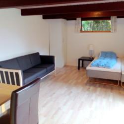Hütte am dänischen Gruppenhaus für Jugendfreizeiten Skovly Langeland