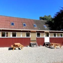 Das Gruppenhaus Skovly Langeland für Kinder und Jugendliche in Dänemark.