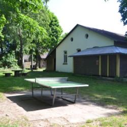 Gruppenhaus in Deutschland, das Christliche Freizeitheim Seeste