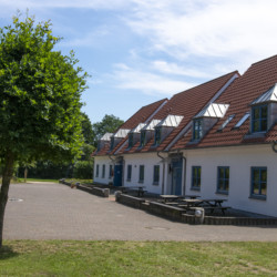 Haupthaus des deutschen Freizeitheims für Kinder- und Jugendgruppen Tydal