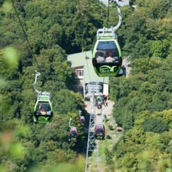 Lift Thale zu erreichen vom Kinderfreizeitheim Forsthaus Eggerode im Harz in Deutschland