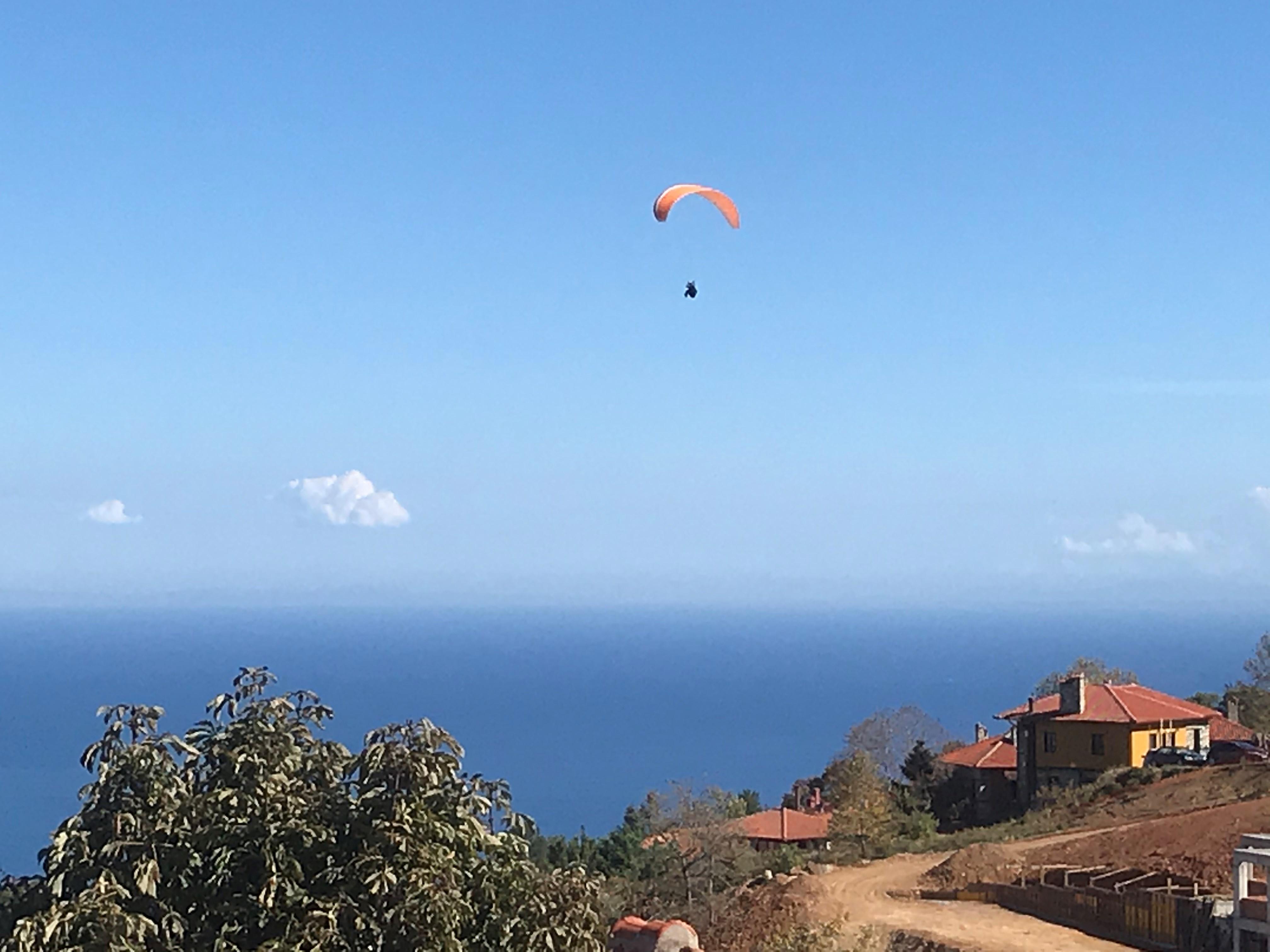 Drachenflieger Griechenland