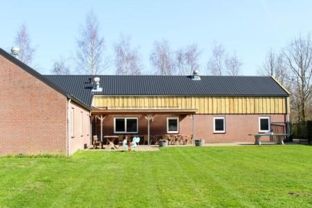 Das handicapgerechte niederländische Gruppenhaus Hooiberg für Menschen mit Behinderung.