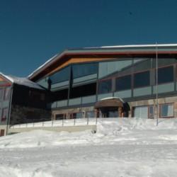 Das Gruppenhaus in Norwegen für Jugendfreizeiten